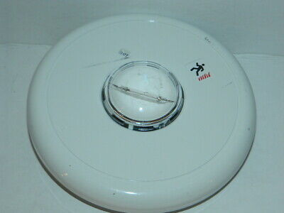 Edwards Gc-vmh Fire Alarm Ceiling Multi-candela Strobe