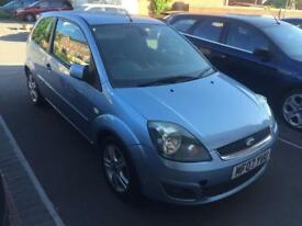 2007 Ford Fiesta 1.4 for sale at a bargain price
