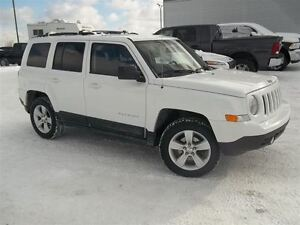 2012 Jeep Patriot North +4x4, Trail Rated, Toit Ouvrant+