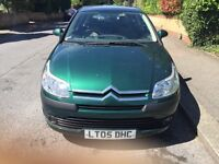 2006 CITROEN C4 1,6 PETROL .AUTOMATIC , VERY LOW 45,000 GENUINE MILES