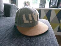 Lacoste live snap back cap