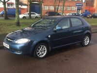 **REDUCED**Chevrolet Lacetti *LOW MILEAGE*