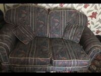3 piece sofa set Excellent condition Quick Sale hence cheap.