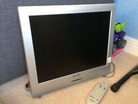 """LCD 20"""" TV"""