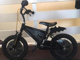 """Batman kids bike 12"""""""