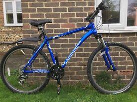 Gary Fisher Advance Genesis 2.0 24 speed mountain bike