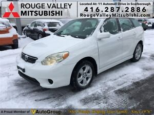 2005 Toyota Matrix XR AWD, BODY IN GREAT SHAPE !!!!