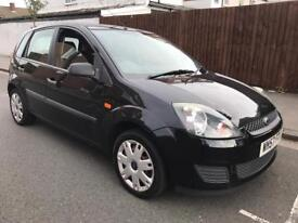 2007 Ford Fiesta 1.2 Style 1.25 Climate 5 Door Hatchback Facelift