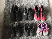 Kids Bundle of Trainers