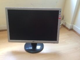 LG Widescreen Monitor