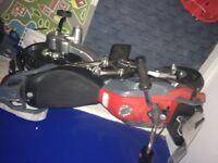 Bmw battery operated motorbike