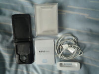 Apple iPod Nano 8GB Black 3rd Gen MB261ZO/A A1236