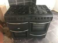 Belling Countrychef double gas oven