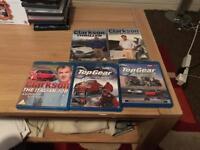 Blu rays & dvds