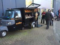 Barista for coffee van in Hammersmith