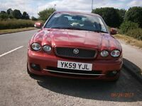 Beautiful Jaguar for sale top Spec 2.LTR Diesel.