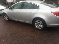 Vauxhall' insignia 2012 62 plate 2.0cdti exclusive