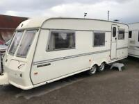1997 buccaneer cruiser ek twin axle quality built van elddis swift abi caravan CAN Deliver