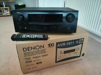 Denon 1911 7.1 AVR - Home Cinema Amp