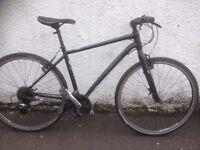 Trek 8.1 DS. Unisex hybrid bike. Fully serviced, fully safe and ready to go.