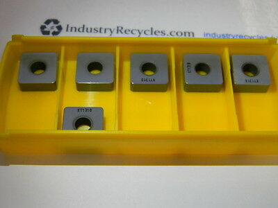 Kennametal SNGA544T0820 KY1320 Kenloc Ceramic Turning Inserts Qty. 6 USA