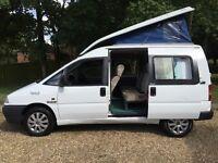 Stimson Tirol 2 Berth Camper Van - 1999(V)reg Peugeot Expert 1.9TD (Private Reg Number) P/Ex Welcome