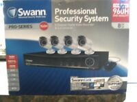 Swann Professional Security system cameras