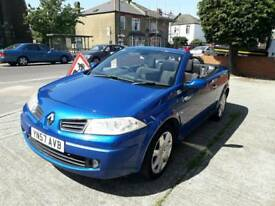 Renault megane convertible , 1.9 dci only 66000 milles
