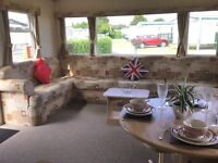 STATIC CARAVAN FOR SALE SITED ON CHERRY TREE HOLIDAY PARK nR GREAT YARMOUTH NORFOLK/SUFFOLK