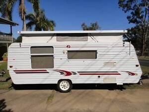 17ft Traveller Freelander Pop Top Caravan Rockhampton Rockhampton City Preview
