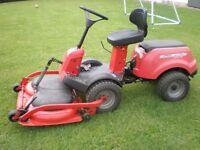 mountfield 4135 multichip ride on lawn mower