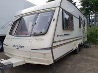 Bailey Senator 9000 Caravan 4 berth *Mint Condition, Luxurious Caravan*