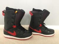 Men's Nike Snowboard Boots