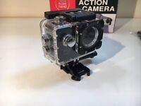 Action sports water proof camera for sale