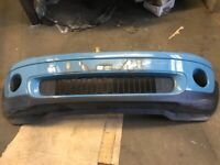 BMW MINI COPPER FRONT BUMPER COMPLETE WITH GRILL R55 R56 R57 P/N: 166149-10 7147840 (2007-2010)