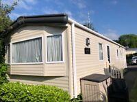 Caravan to rent 5 star park in North Wales - sleeps 8