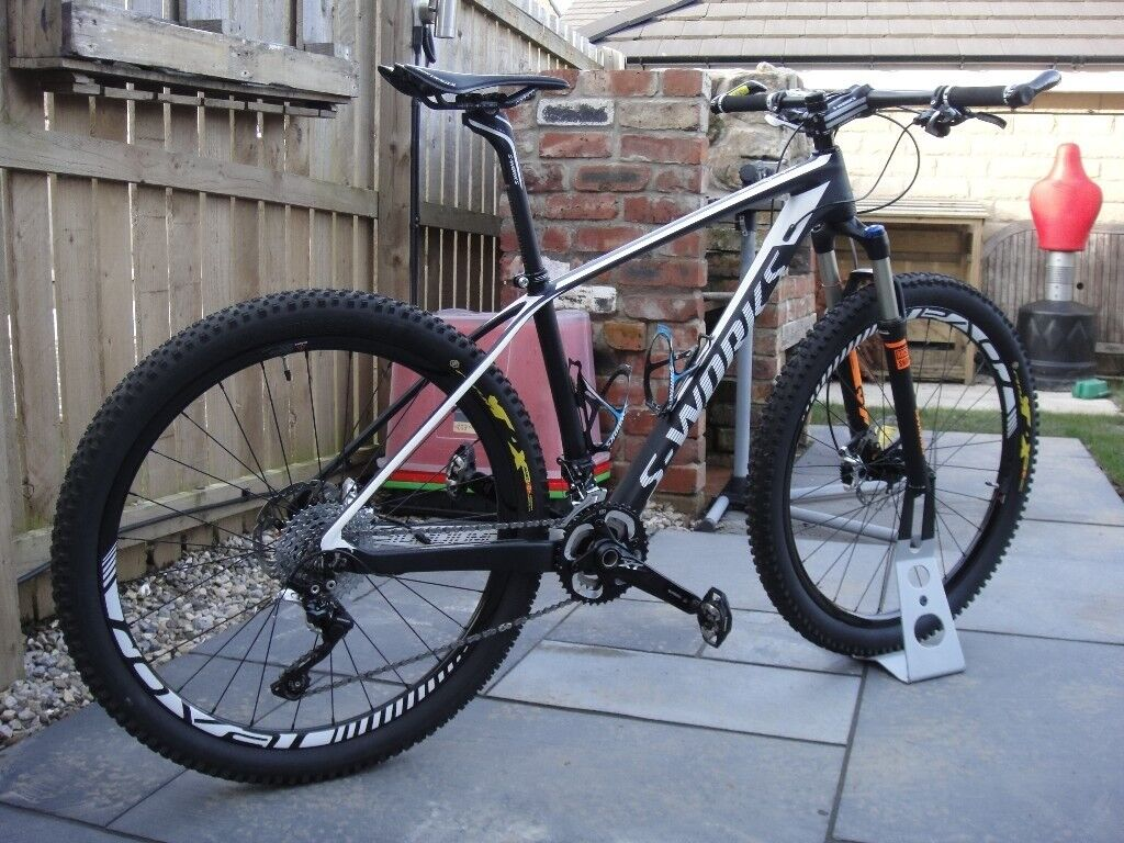 Specialized S-Works / S Works Stumpjumper HT / Hardtail Carbon Mtb Bike - Large - As new condition | in Stanley, County Durham | Gumtree