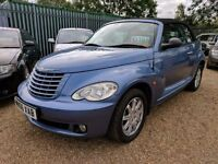 PT CRUISER CABRIOLET - VERY LOW MILES - EXCELLENT THROUGHOUT