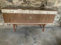 BRILLIANT CONDITION - Beautiful Mid Century Sideboard / Drinks Cabinet £70