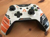 Limited Edition Titanfall Controller