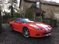 Mitsubishi GTO 3.0 V6 4 wheel drive classic sports car
