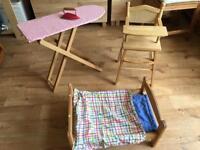 Doll Furniture £2