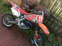 Honda cr80 not kx yz ktm 85 125