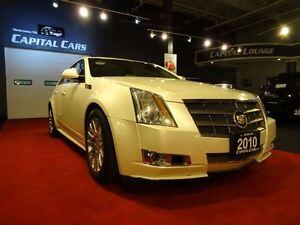 2010 Cadillac CTS WAGON / AWD / NAVIGATION