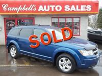 2009 Dodge Journey SXT 7PASS.!! HEATED SEATS!! CRUISE!! PW PL BL