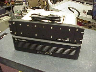 Motorola Mtr3000 Uhf 403-470mhz 100w Digital Mototrbo Radio Repeater T3000