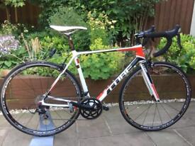 CUBE Agreed Road bike, carbon frame