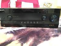 Sony AV surround soud amplifier for home cinema STR-DH820