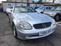 ***MERCEDES SLK230 KOMPRESSOR 2001 AUTOMATIC***