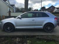 2005 Audi A3 1.9 tdi sport, price drop